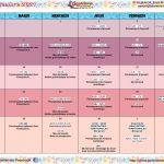 programme d'activités de septembre 2021