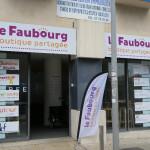 Le Faubourg, boutique partagée