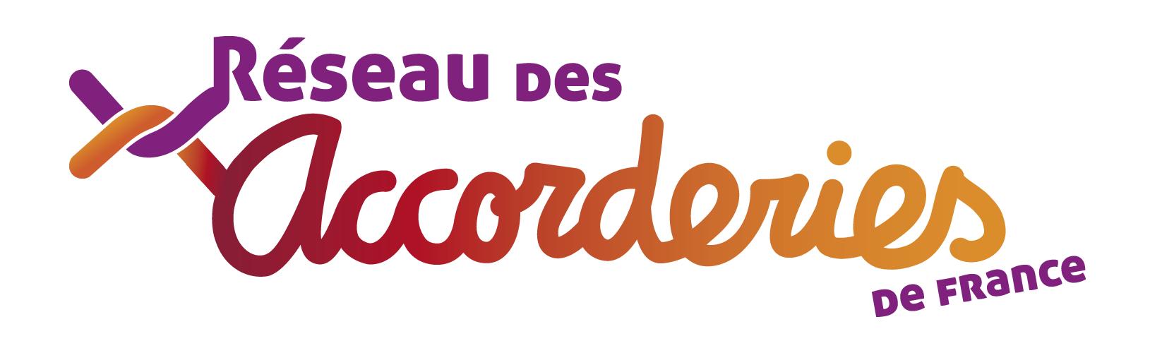 logo Le Réseau des Accorderies de France